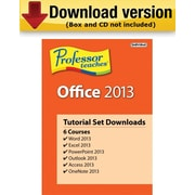 Individual Software Professor Teaches Office 2013 Tutorial Set for Windows (1-User)  [Download]