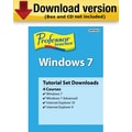 Individual Software Professor Teaches Windows 7 Tutorial Set for Windows (1-User) [Download]