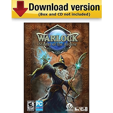 Encore Warlock: Master of Arcane for Windows (1-User) [Download]