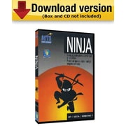 NTI Ninja 4 for Windows (1-User) [Download]
