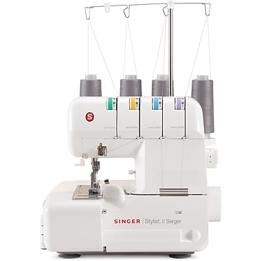 Singer Stylist II Serger Overlock Machine, Model 14J250
