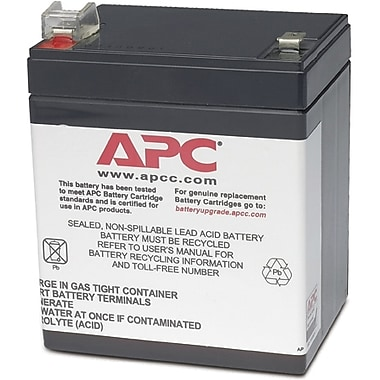 APC® Replacement Battery Cartridge, RBC46