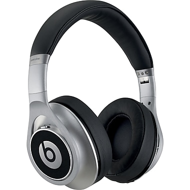 Beats By Dr. Dre Executive Headphones, Silver