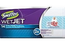 Swiffer® Wet Jet Refill Extra Power, 14/Pack