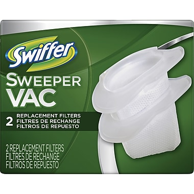 Swiffer Sweeper Vac Replacement Filters, 2/Pack