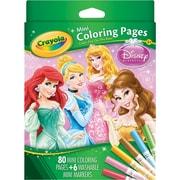 Crayola® Disney Princess Mini Coloring