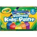 Crayola® 2oz Kids Paint ,6/Pack