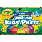 Crayola® 2oz Kids Paint ,6/Pack