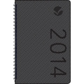 "2014 AT-A-GLANCE® Contemporary Weekly/Monthly Planner, 4 7/8"" x 8"""