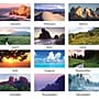 "2014 AT-A-GLANCE® Scenic Wall Calendar, 15 1/2"" x"