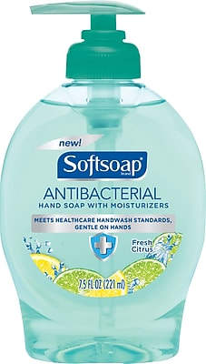 Softsoap Antibacterial Handwash Soap Fresh Citrus 7.5 oz