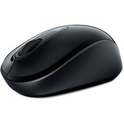 Microsoft Sculpt Mobile Mouse, BlueTrack USB Wireless Mouse, Black (43U-00001)