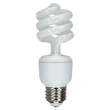 GE 13-Watt Energy Smart CFL Light Bulb, 60-Watt Output