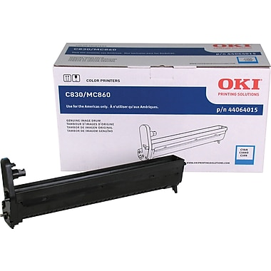 OKI 44064015 Cyan Drum Cartridge