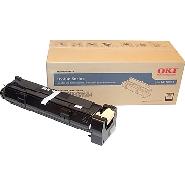 OKI 56120801 Black Drum Cartridge