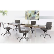 Euro Style™ Dirk Leatherette Low Back Office Chairs