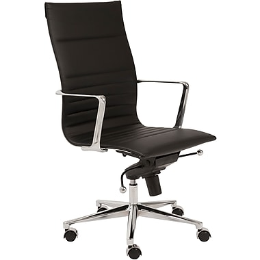 Euro Style™ Kyler Leatherette High Back Office Chairs