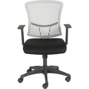 Euro Style 02748BLK Office Chair