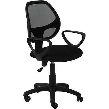 Euro Style™ Percy Fabric Office Chairs