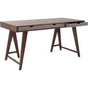 Eurostyle Daniel Standard Writing Desk, Walnut (34035WAL)