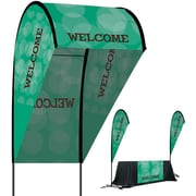 Metrix™ Emerald 9' 3D Flex Blade®, Welcome