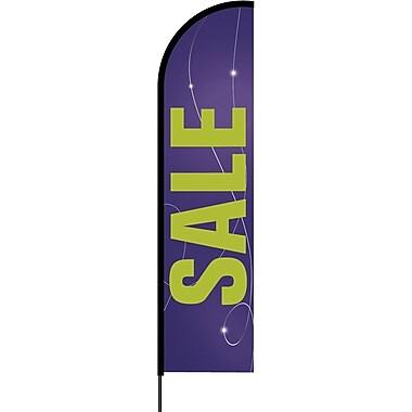Metrix™ Acai 17' Flex Banner™, Sale