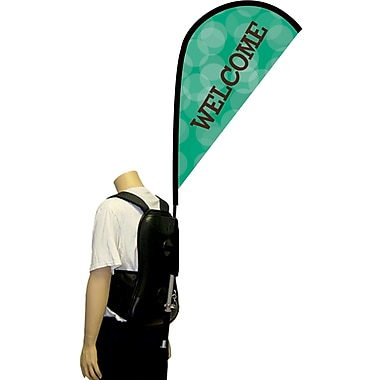 Metrix™ Emerald 44in. Backpack Flex Blade®, Welcome
