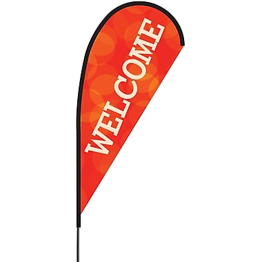 Metrix™ Poppy Red 6' Flex Blade®, Welcome