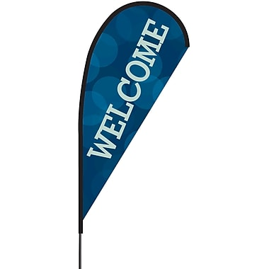 Metrix™ Monaco Blue 6' Flex Blade®, Welcome