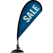 """Metrix™ Monaco Blue 14"""" Mini Flex Blade®, Sale"""