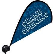 Metrix™ Monaco Blue 29 1/2 Window Flex Blade®, Grand Opening