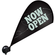 """Metrix FBLWM-29-999901 29.5"""" """"Now Open"""" Window Flex Blade"""
