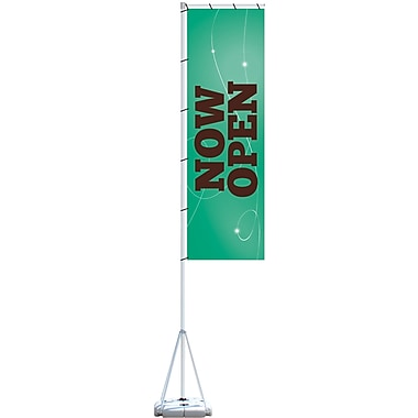 Metrix™ Emerald 17' Giant Flags