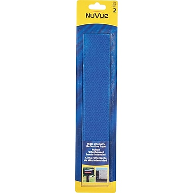 NuVue Blue Reflective Tape, 2