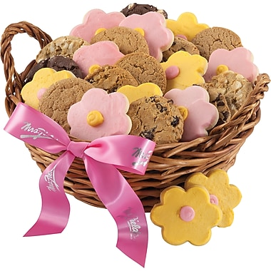 Mrs. Fields Original Cookies, Bouquet Basket