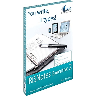 IRISNotes Executive 2 Digital Scanner Pen