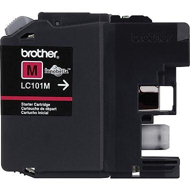 Brother LC101 Magenta Ink Cartridge (LC101M)