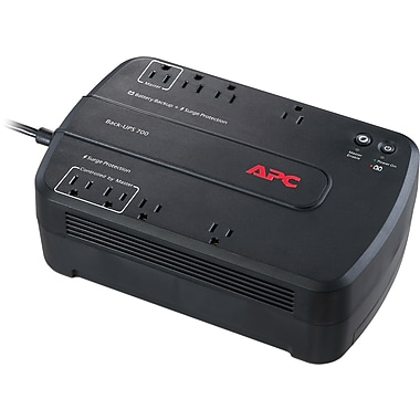 APC Back-UPS NS 700VA 8-Outlet Power-Saving UPS