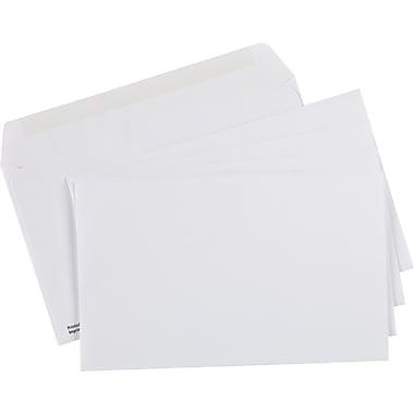 Staples® Envelopes White Booklet 5-7/8