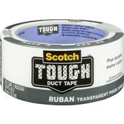 Scotch™ - Ruban à conduits transparent, 45 mm x 18 m