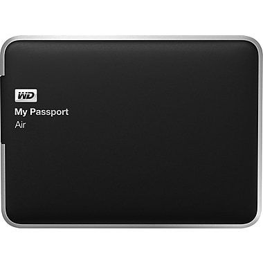 WD My Passport Air™ 500GB Portable Hard Drive