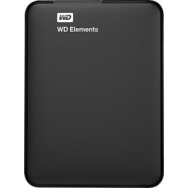 WD Elements™ USB 3.0 1TB Portable Hard Drive