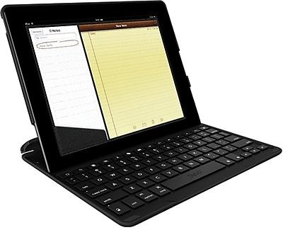 ZAGGkeys PROfolio for iPad, Black