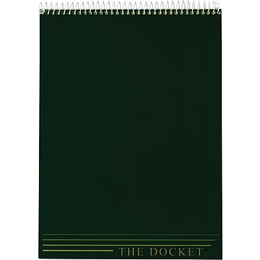 TOPS® Docket Writing Tablet, 8.5