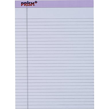 TOPS® Prism+ Notepad, 8-1/2