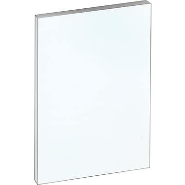 Second Nature® Memo Notepad, White, Recycled, 100 Sheets/Pad, 12 Pads/Pack, 4in. x 6in.