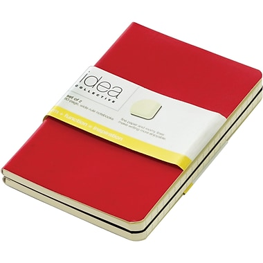 Idea Collective® Mini Softcover Journal, 2-Pack, 5-1/2