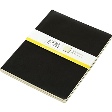 Idea Collective® Large Softcover Journal, 2-Pack, 10