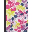 Staples® Fashion Composition Book, Floral, 9 3/4in. x 7 1/2in.