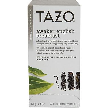 Tazo - Thé noir Awake Tazo, paq./24
